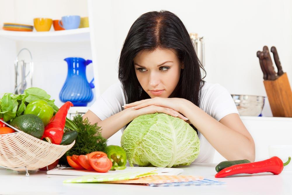 Строгие диеты плохо