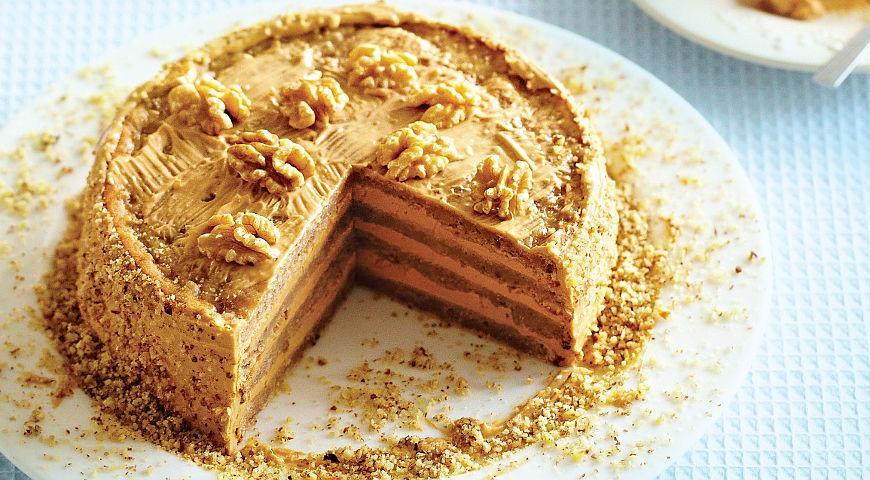 Медовый торт со сгущенкой рецепт с фото посадить одного