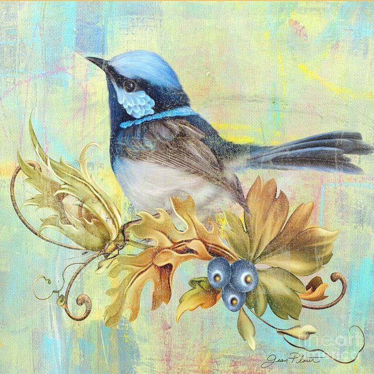 Такое электронные, открытки птичек