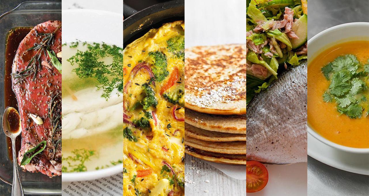 Рецепты диеты 7