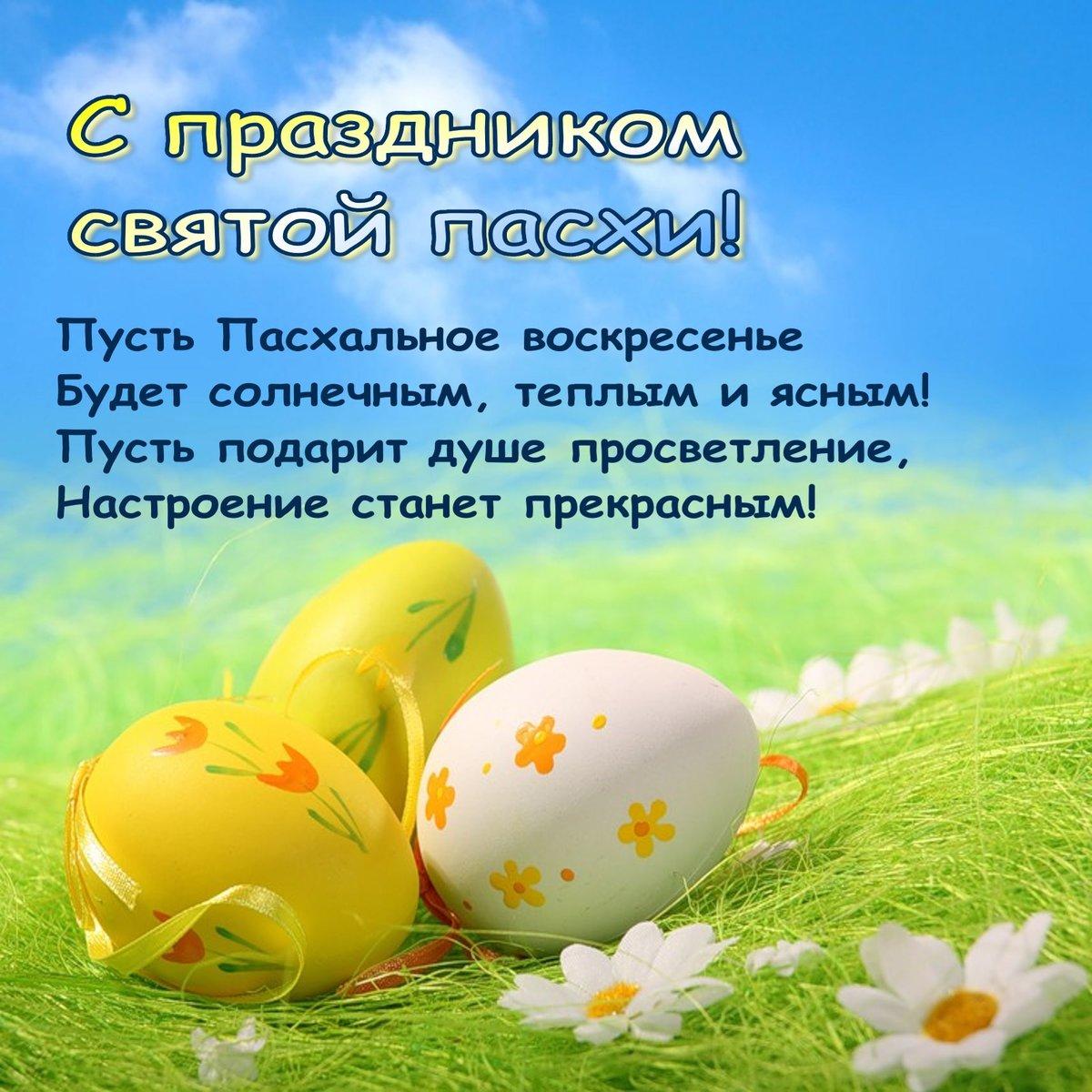 Поздравления с праздником святой пасхи открытки