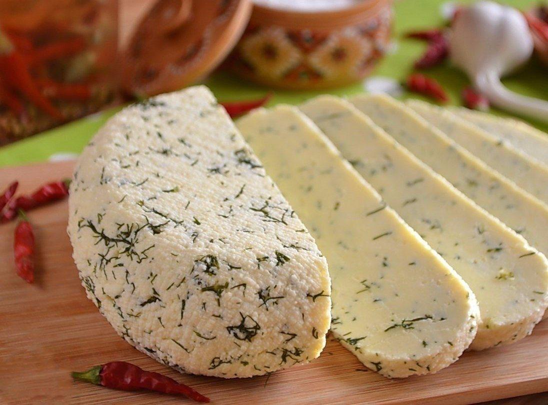 сыр в домашних условиях рецепт с фото счастью