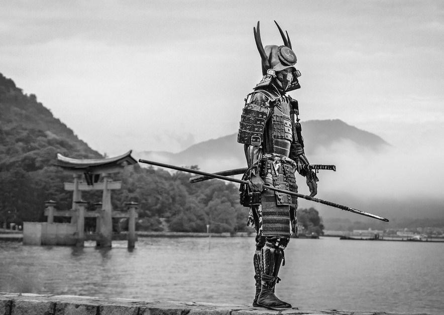 фото воин япония что таких людей