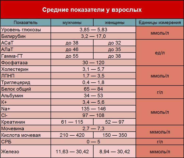 Кровь анализ показатели биохимический крови держится сколько алкоголь анализы в