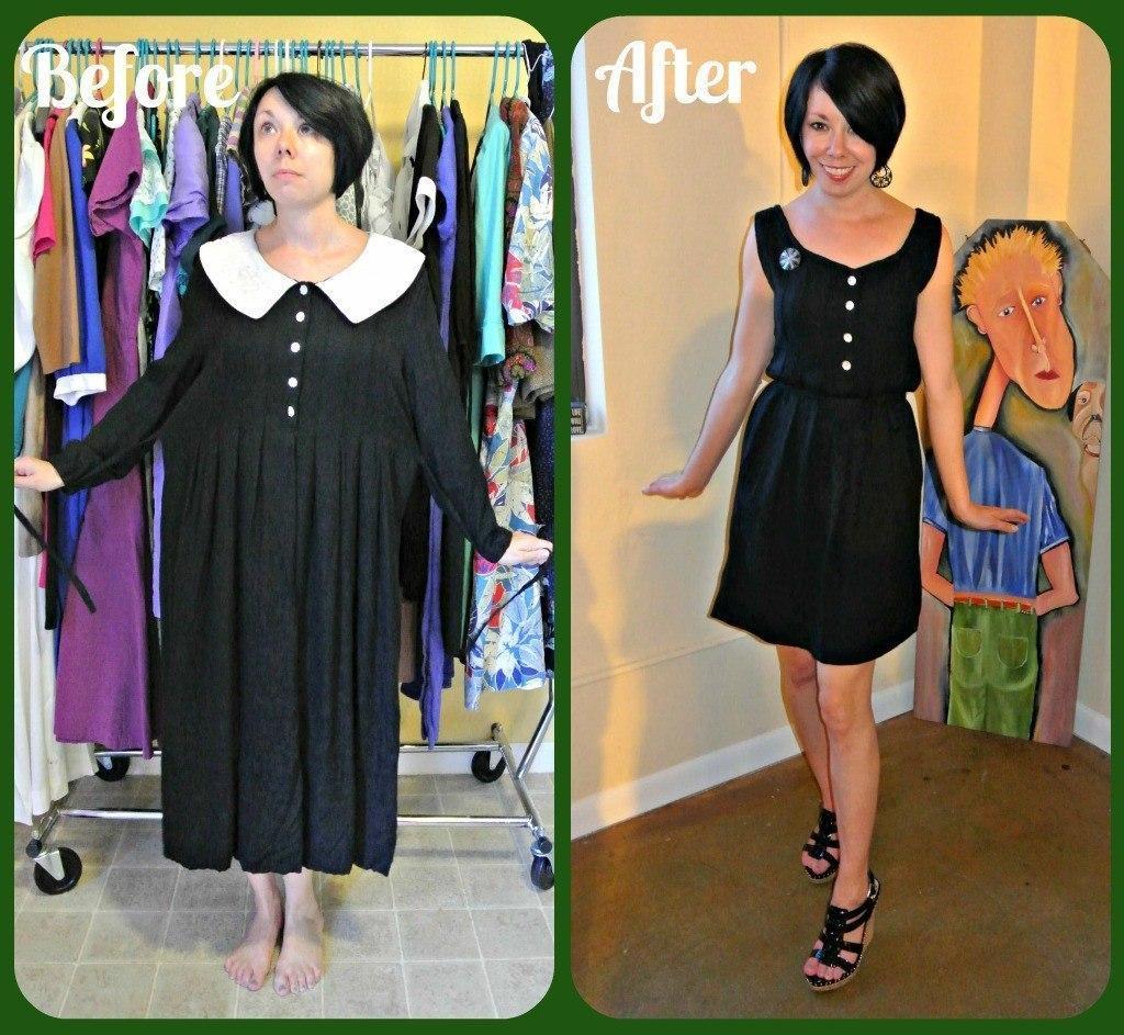 Как перешить платья своими руками 54