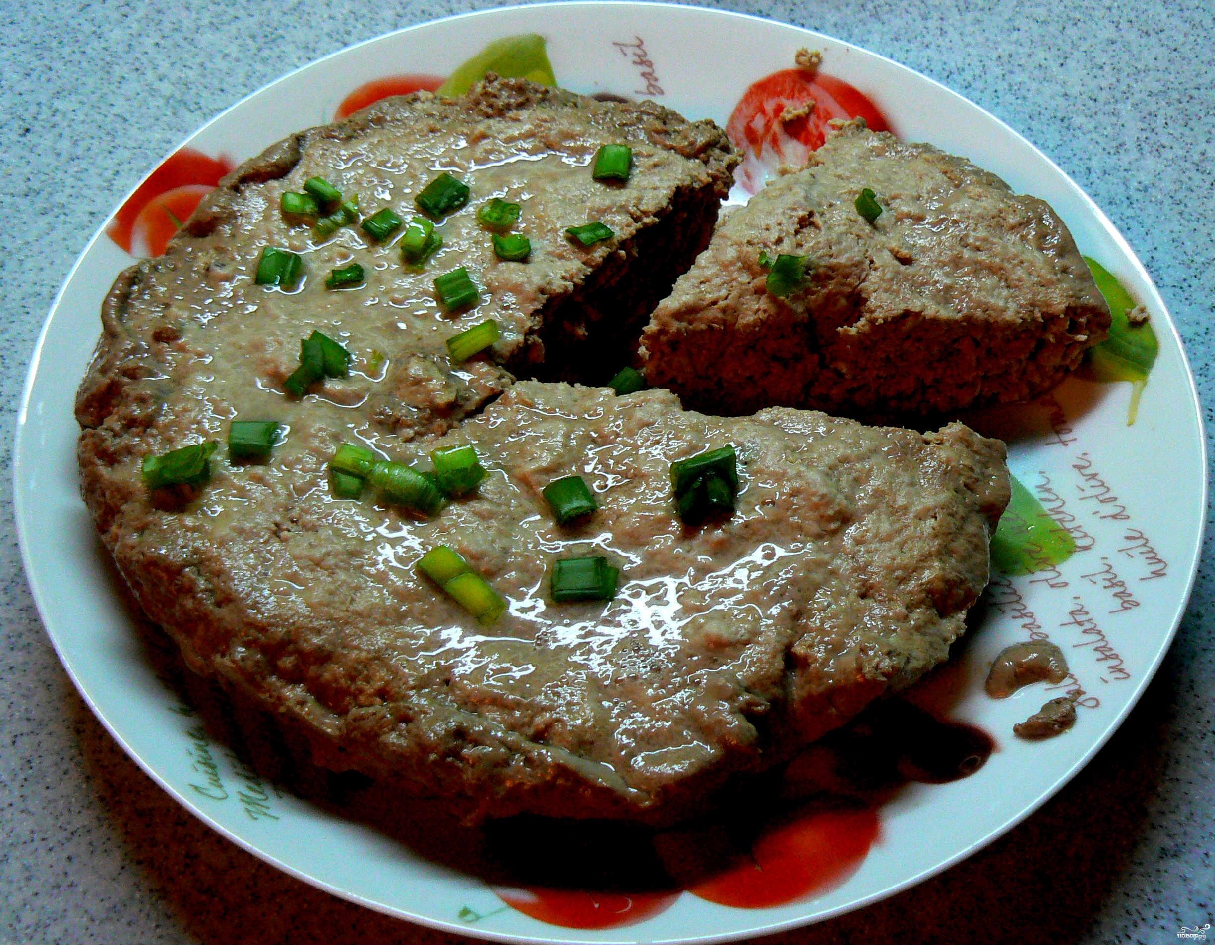 Как приготовить мясное суфле по диете 5