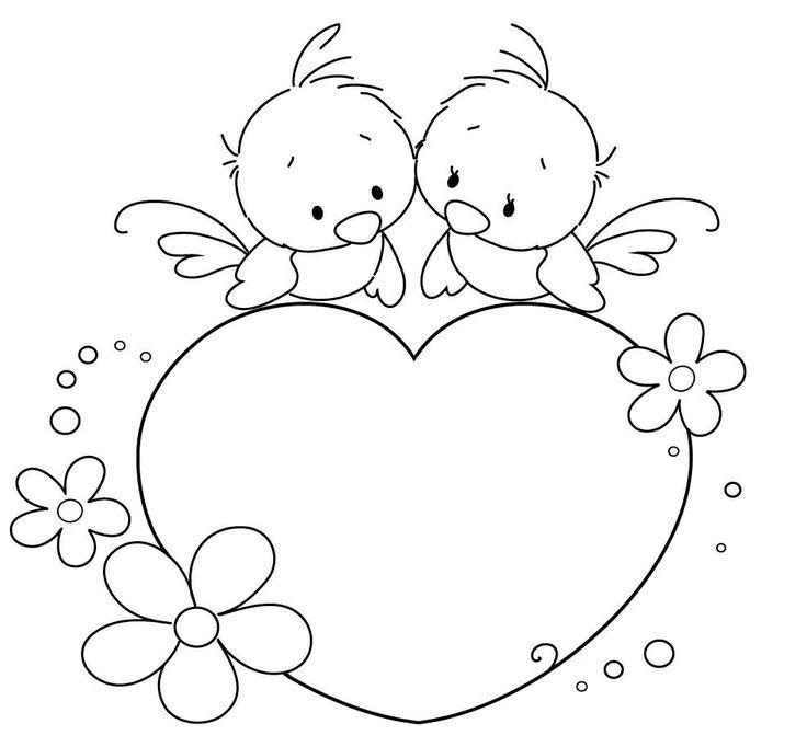 оформление валентинок рисунки приложение поможет
