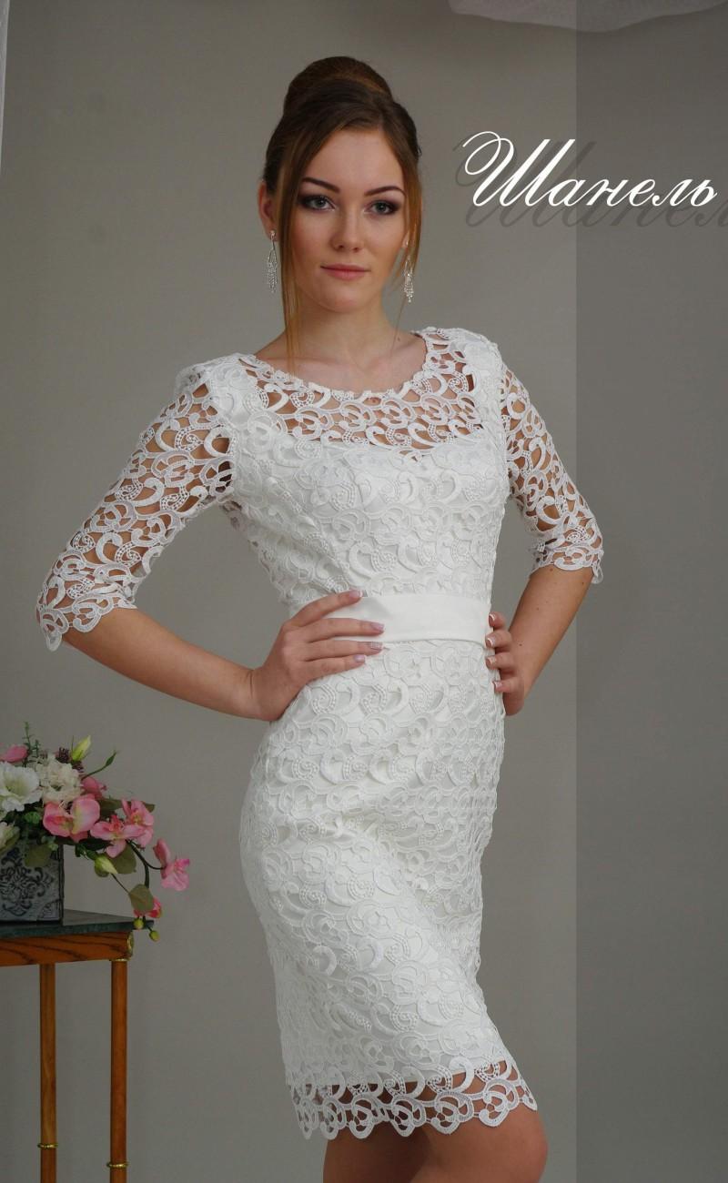 7983889acd7 Вечернее платье Linia Koss Шанель 2 ▷ Свадебный Торговый Центр Вега ·  zoom in
