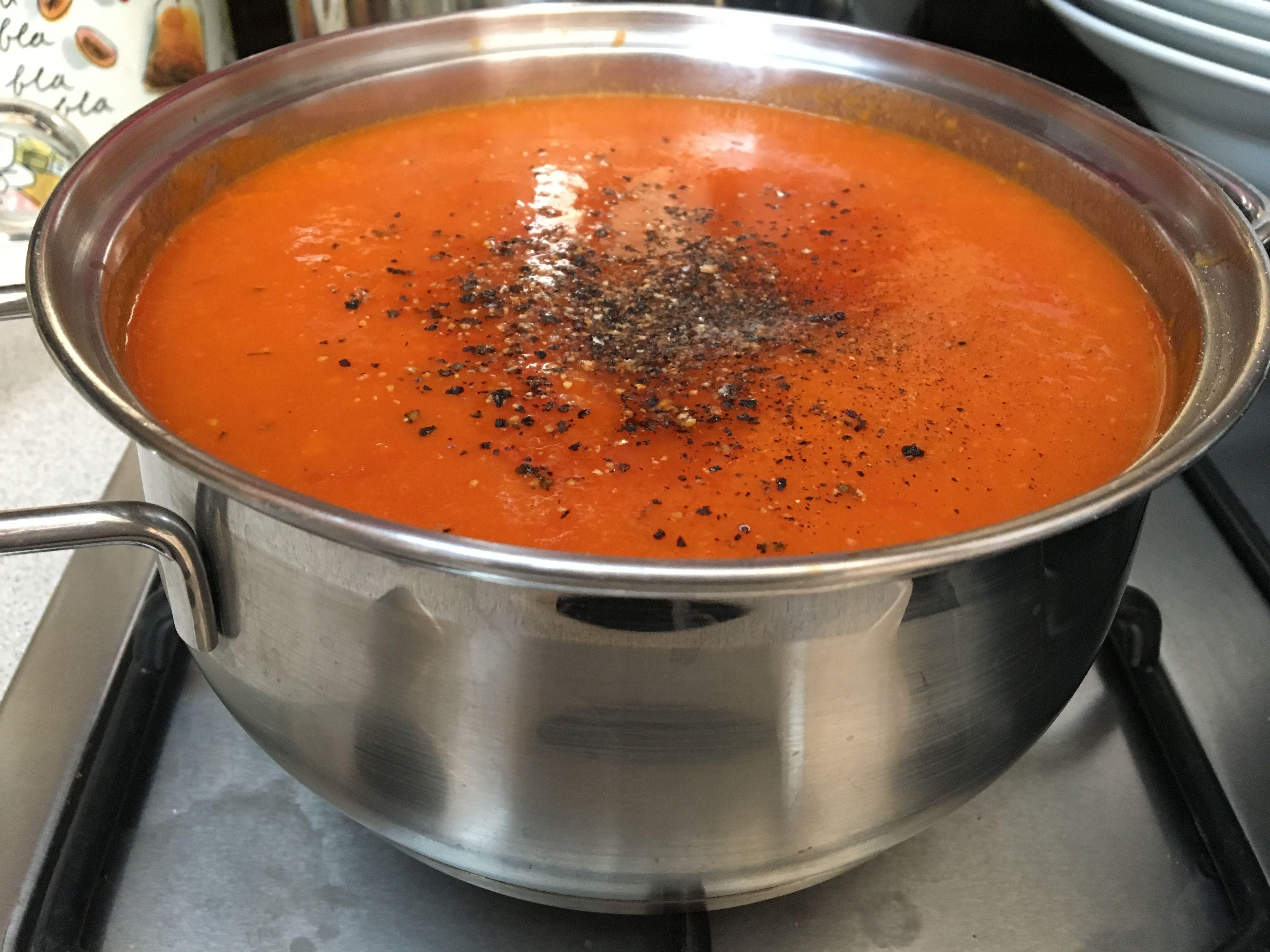 суп из томатов рецепт с фото тяжело