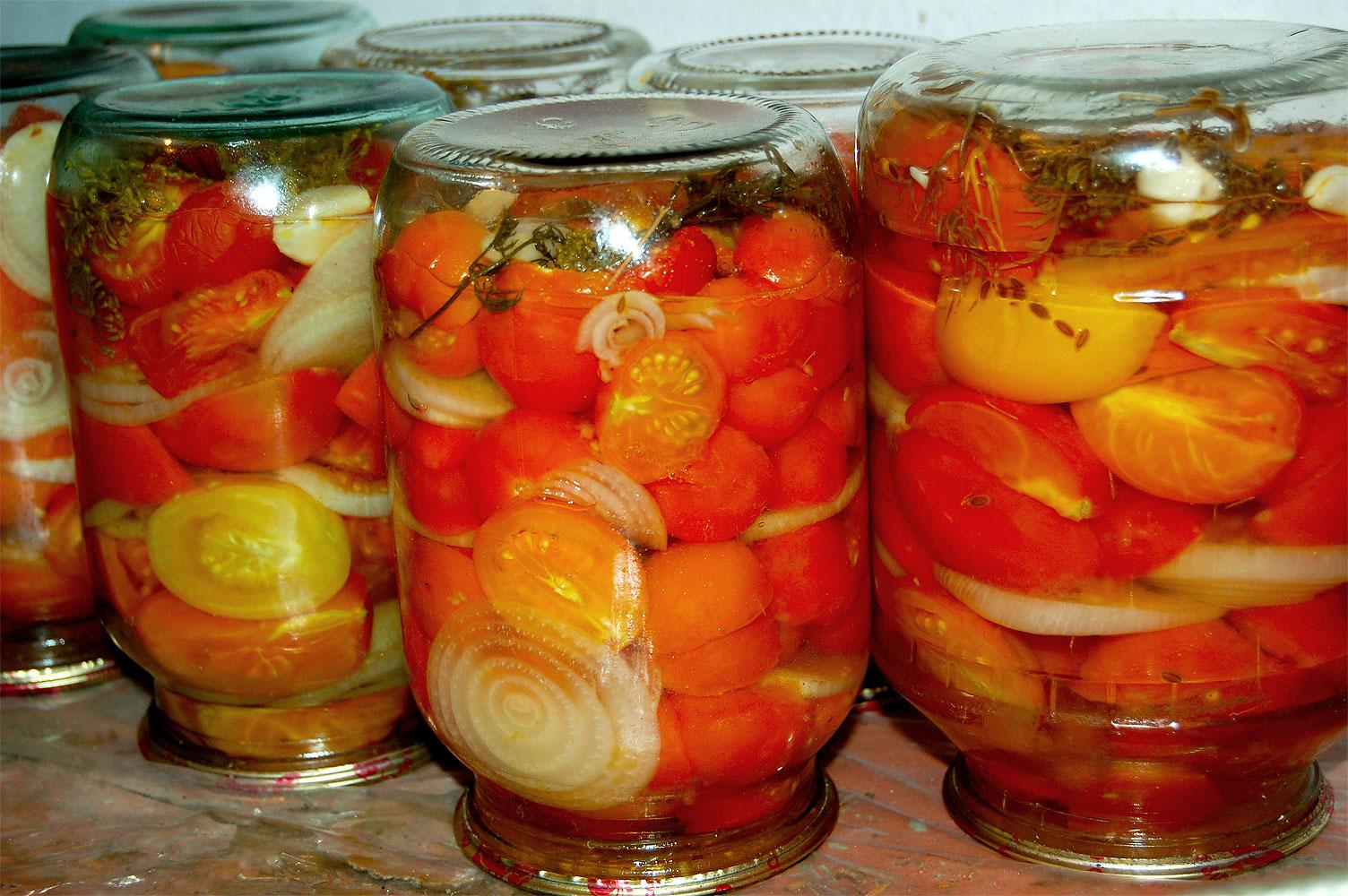консервируем помидоры на зиму рецепты с фото определению является