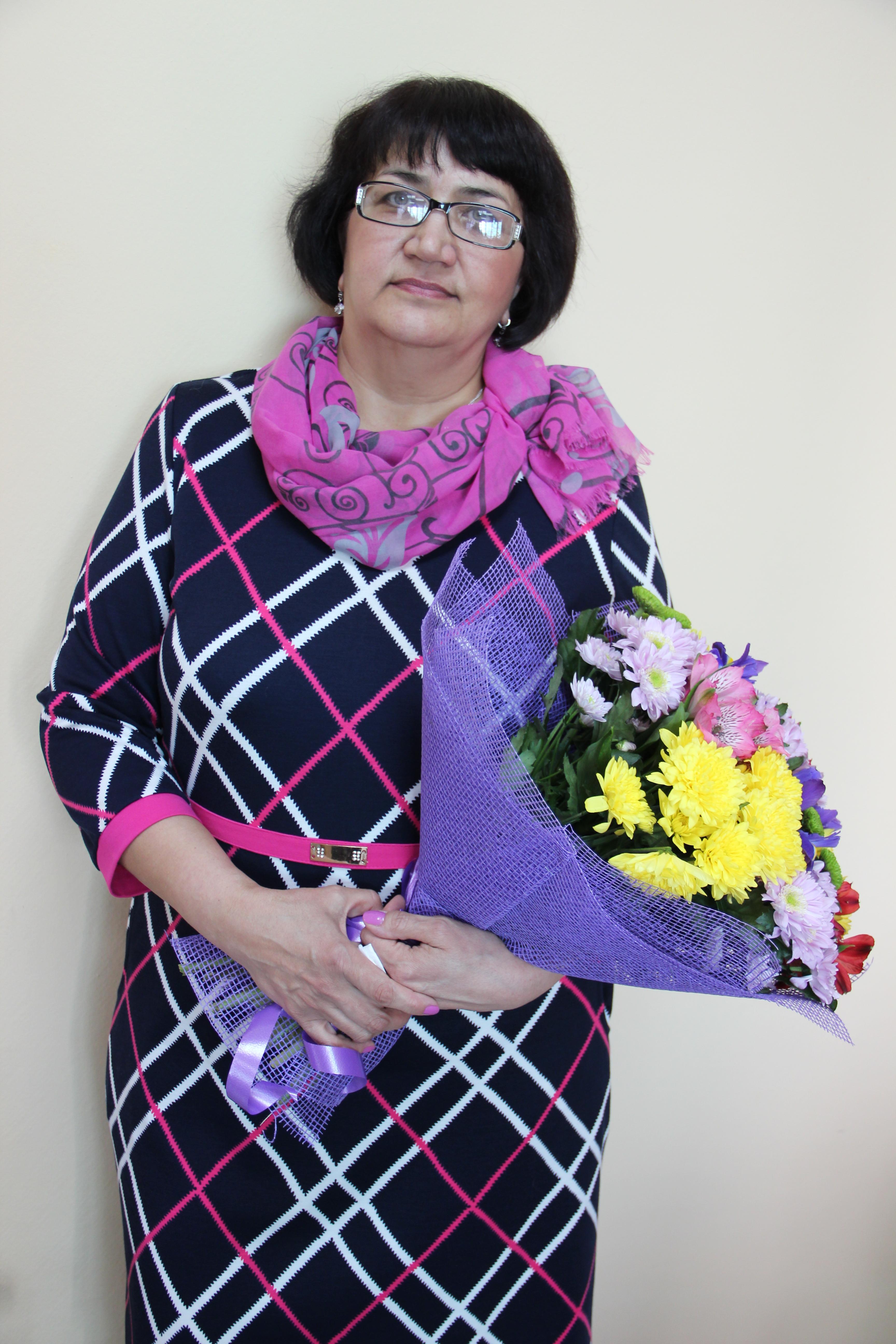 Флюра Сунцова