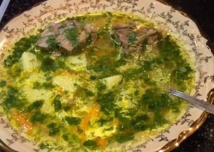 Суп кудряш рецепт с фото пошагово