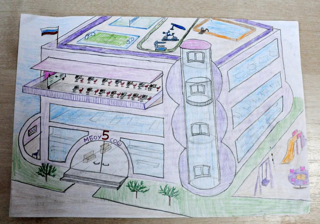 Картинки моя школа будущего