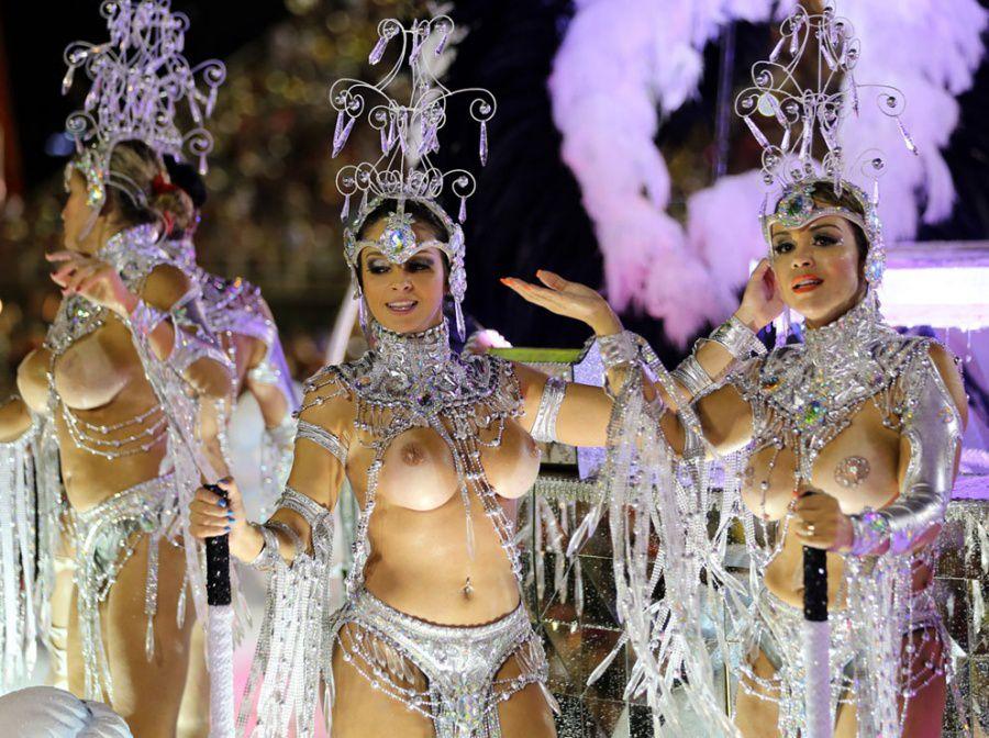 бразильский карнавал голые сиськи александр пичугин