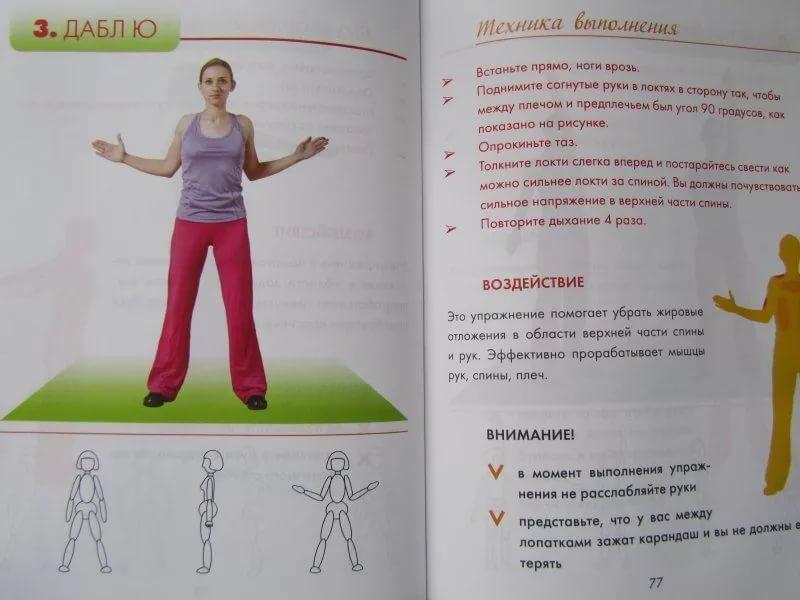 фотографиях бодифлекс упражнения в картинках и с описанием и схемами хороши для