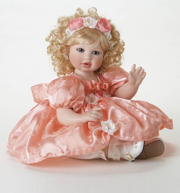 Красивые открытки с куклой, люсе