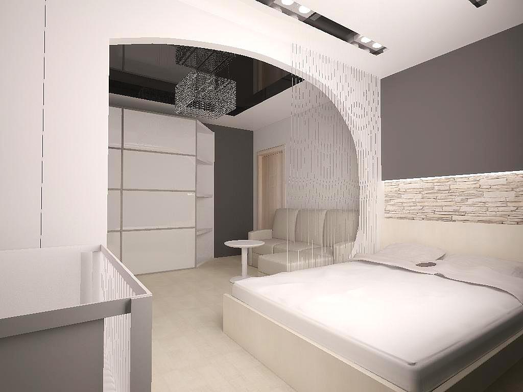 дизайн комнаты 18 квм спальни гостиной фото 21 тыс изображений
