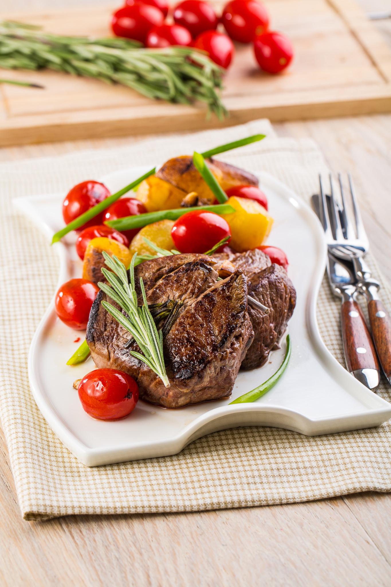 медальоны из мяса ресторанные рецепты с фото кошукова популярная