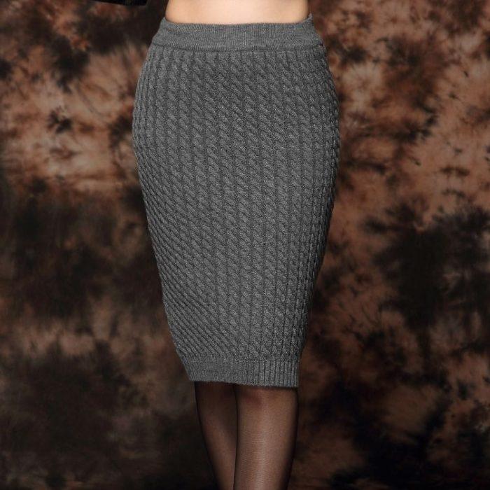 как связать юбку спицами для женщины новые модели узоры схемы с