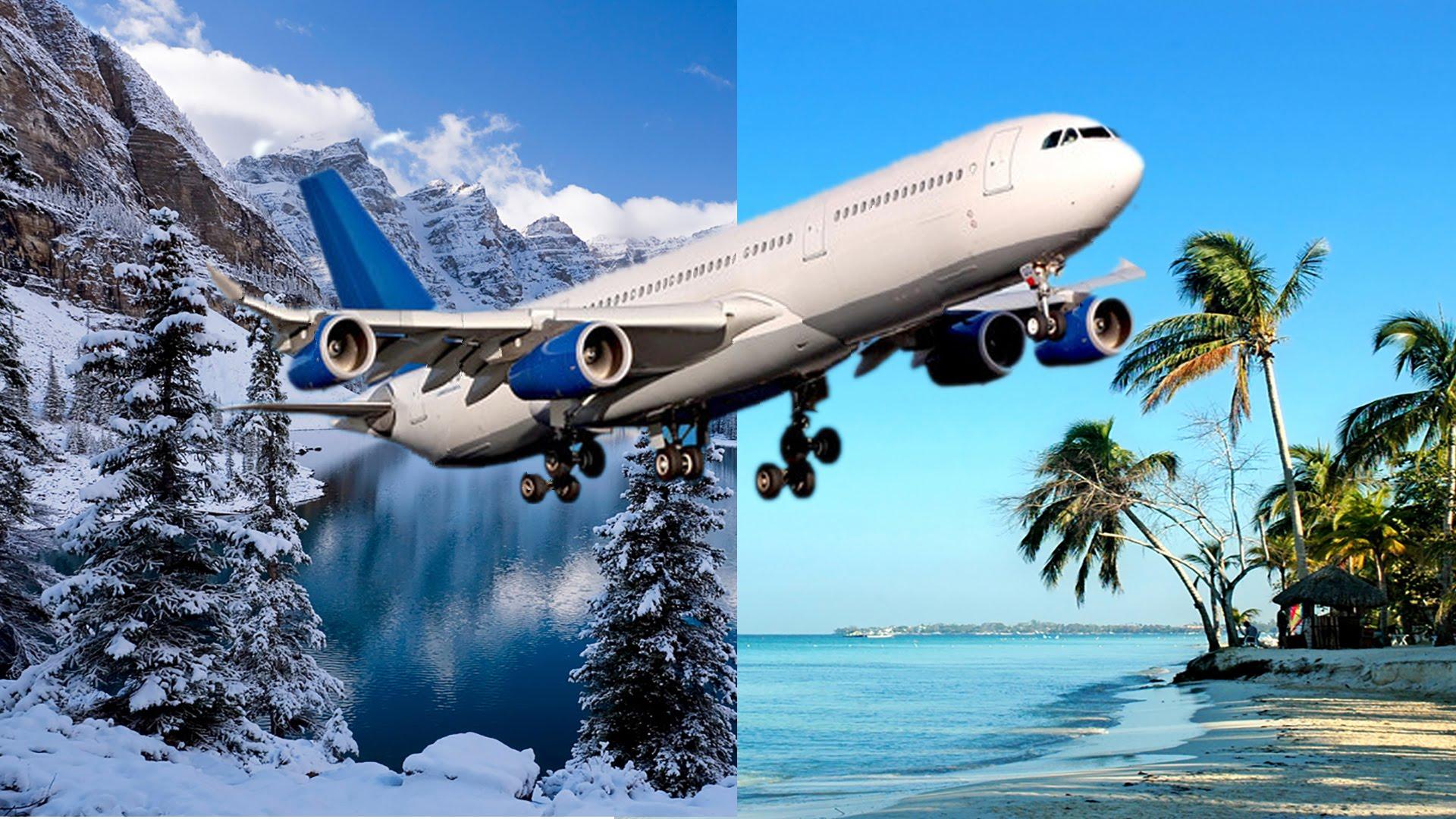 картинки самолетов в отпуске