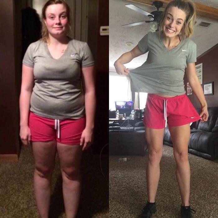 Аппаратное Похудение Фото До И После. Реальные люди, которые похудели на 15-50 кг (фото до и после)