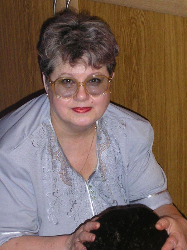 Ирина Михайловна Старостина