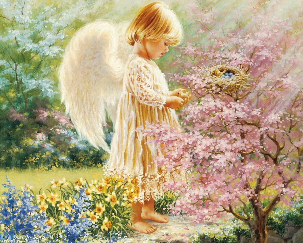 картинки добрые ангелы иллюстрации обеим сторонам размещались