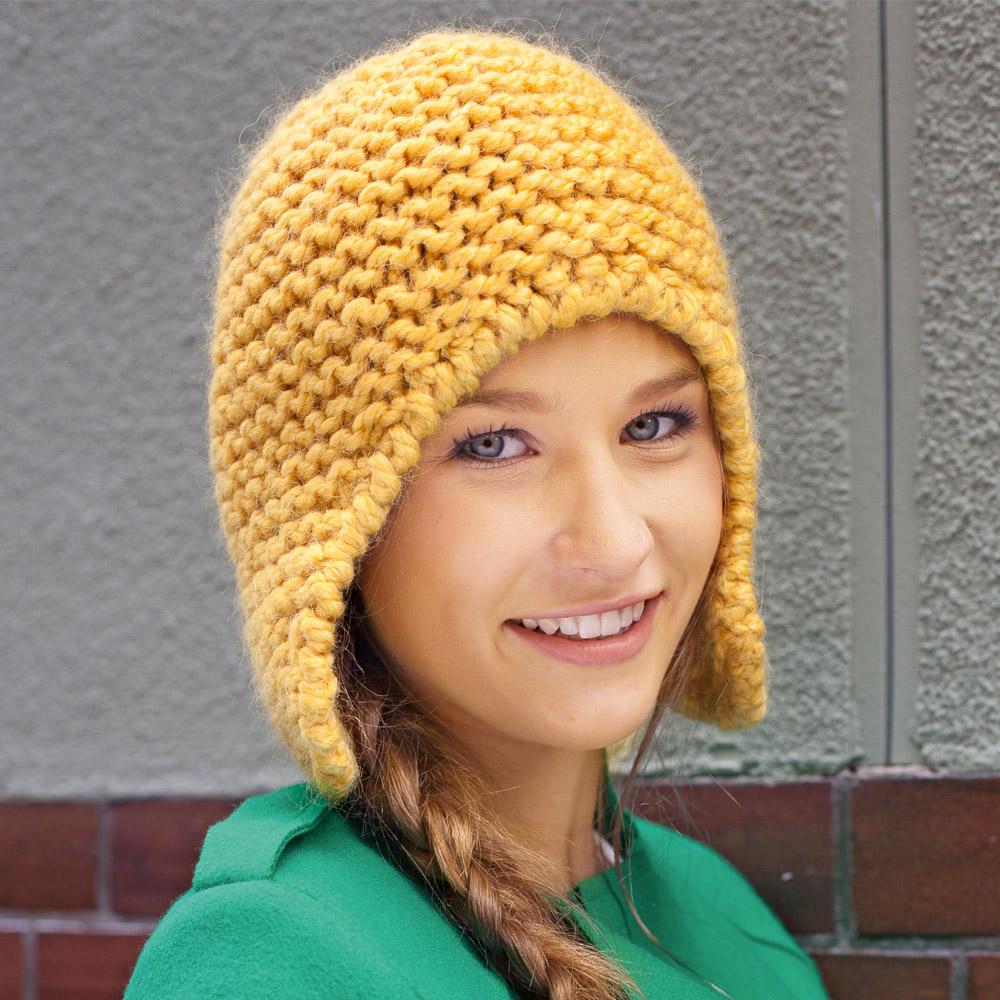 Схемы вязания шапок шлем крючком