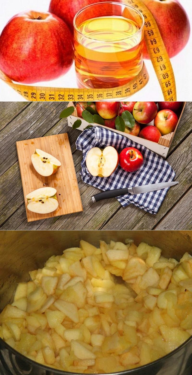 Как принимать яблочный уксус при диетах