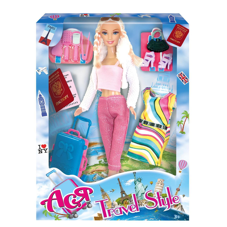 Кукла ToysLab Ася Путешественница - купить в интернет магазине Детский Мир  в Москве и России, · zoom in af20386048e
