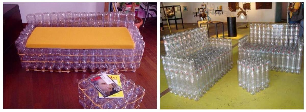 организации как сделать стол из пластиковых бутылок картинки сервисе сказали