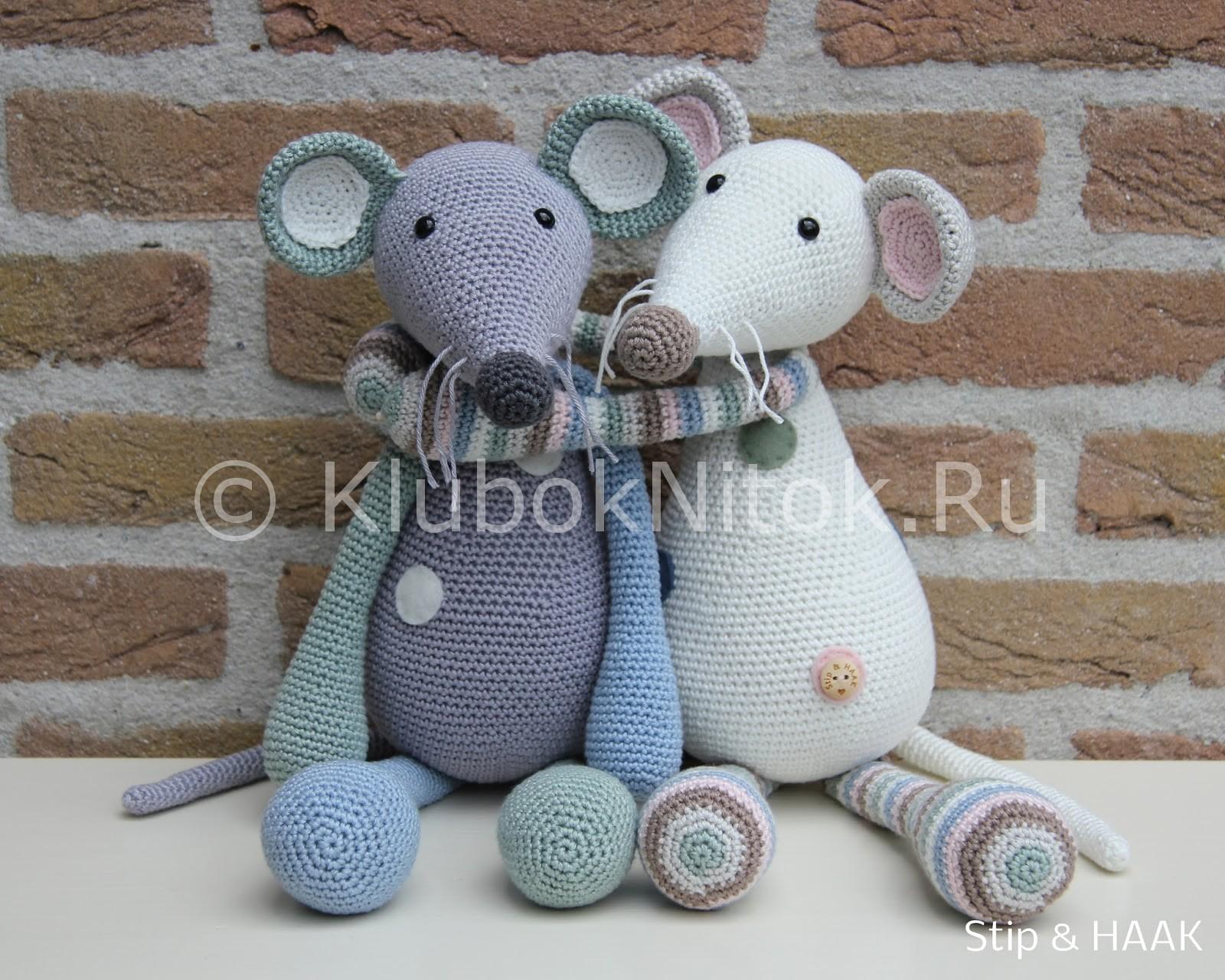 мышка крючком вязание для детей вязание спицами и крючком схемы