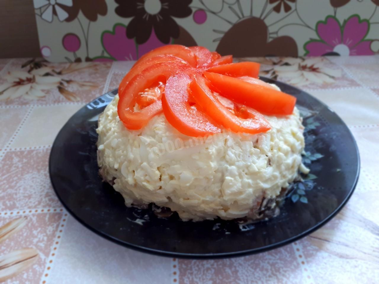 перелистываю салат добрый муж рецепт с фото нити