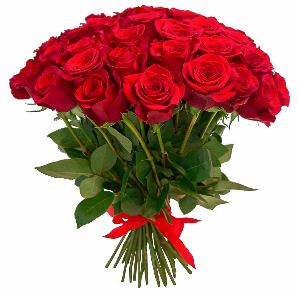 Вставить букет цветов в фото