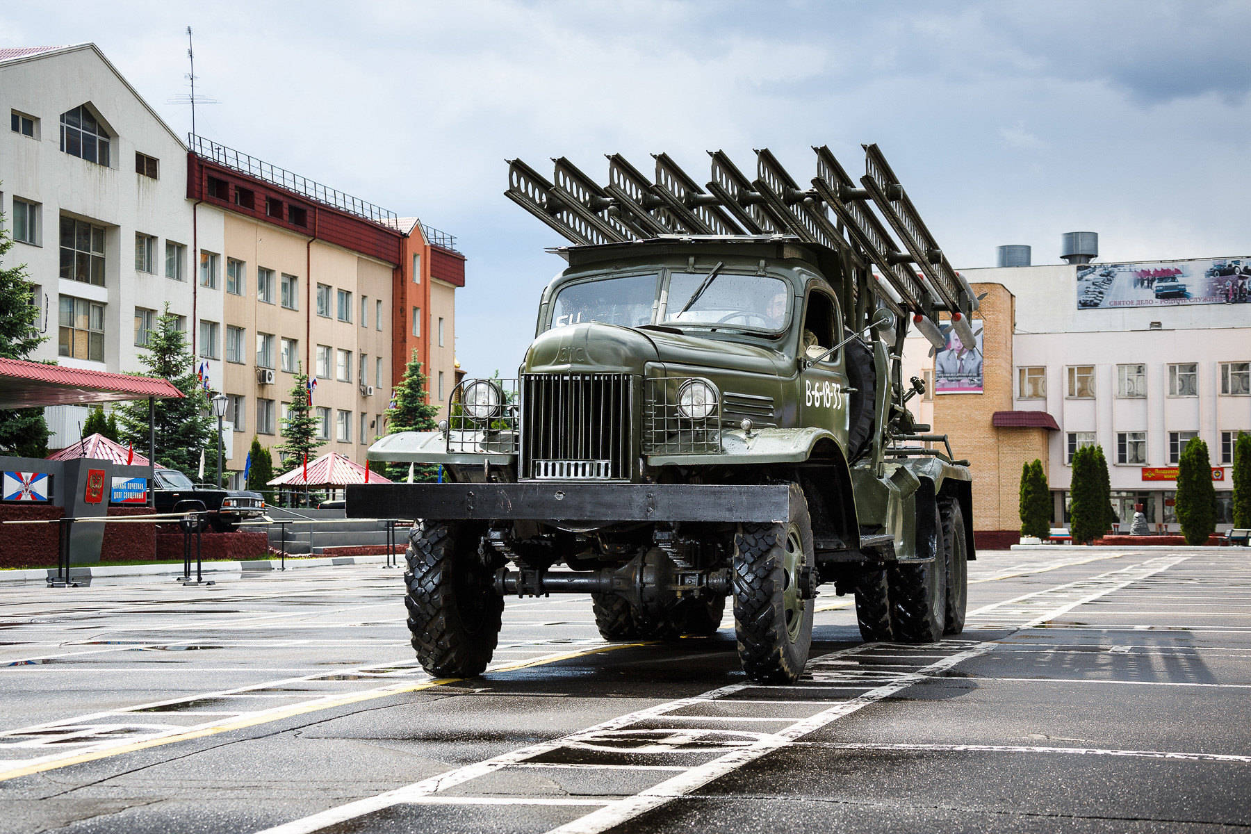 отличная, маркая фотографии военной техники катюша колокола исаакиевский