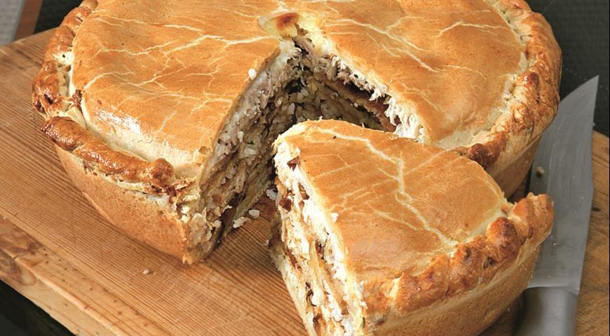 Старорусские пироги рецепт с фото