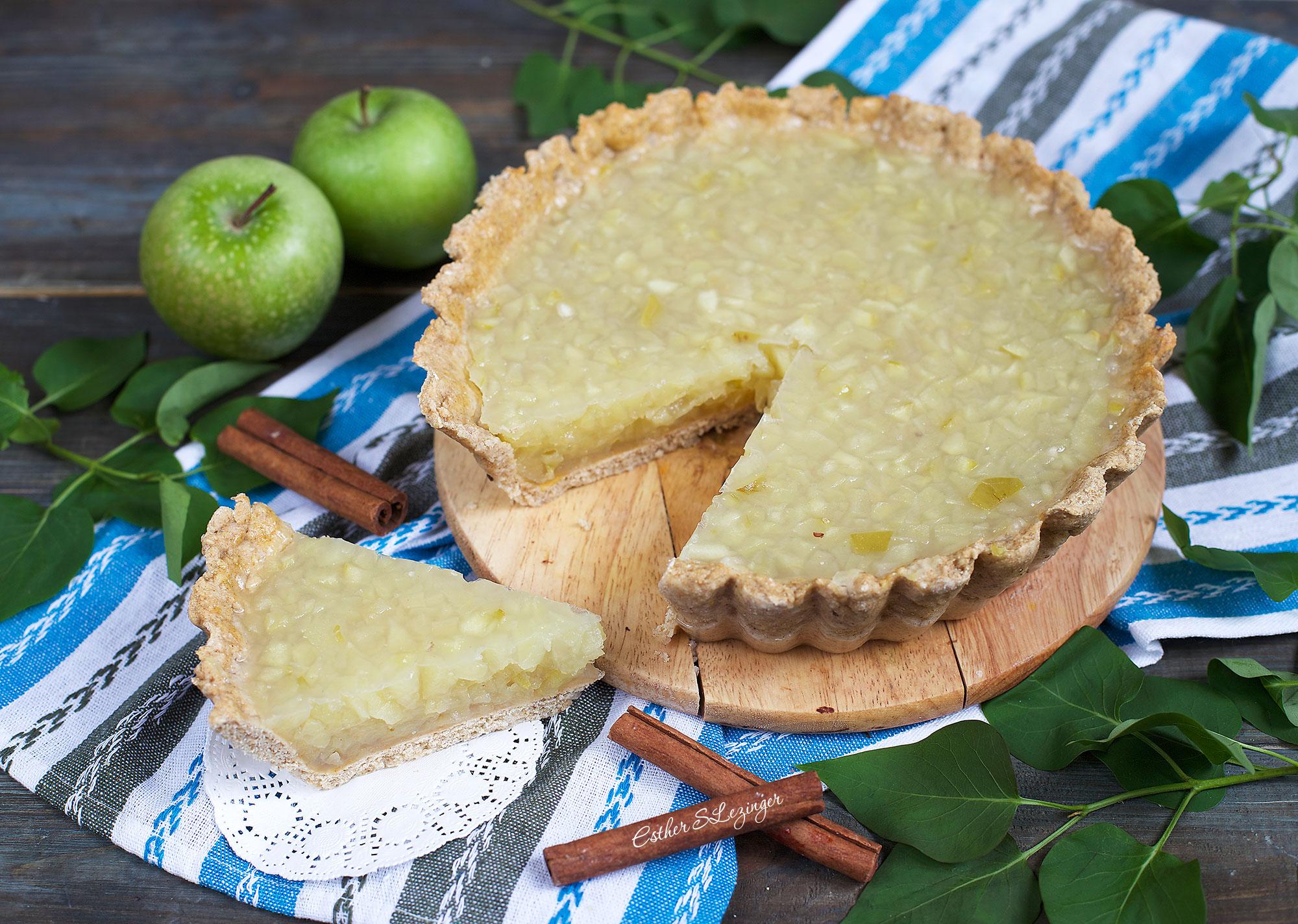 яблочный пай рецепт с фото