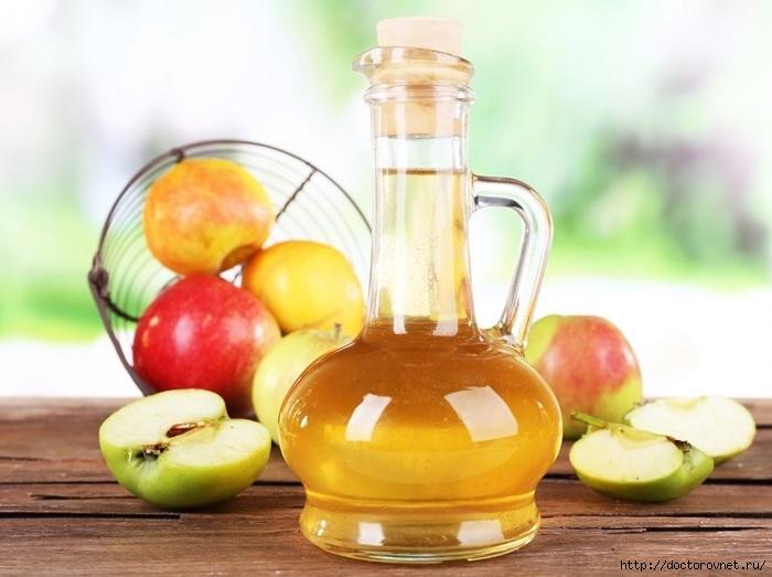 Яблочный уксус и суставы чем снять боль всуставах ног