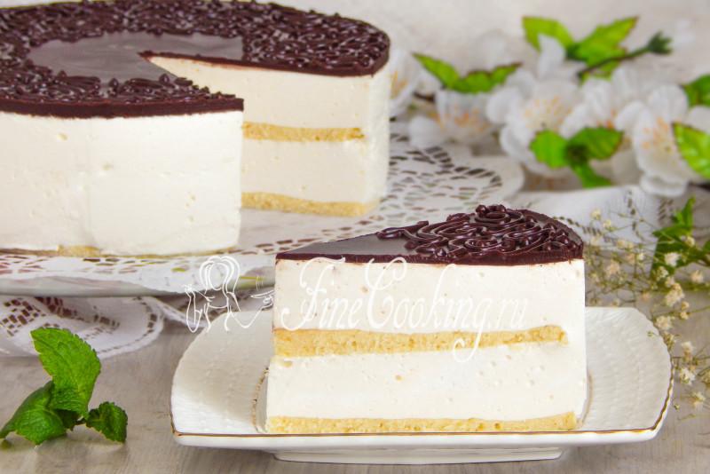 торт птичье молоко классический рецепт
