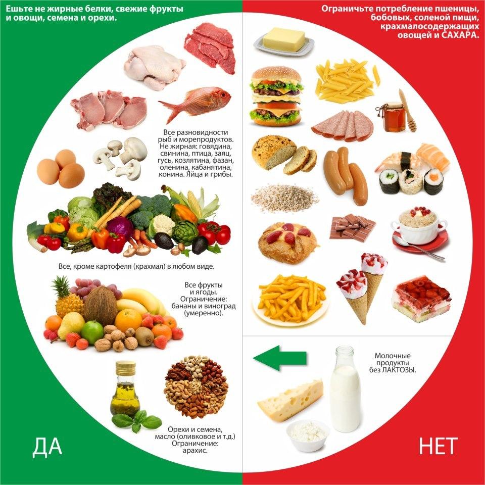 Схема правильного питания для похудения фото 488