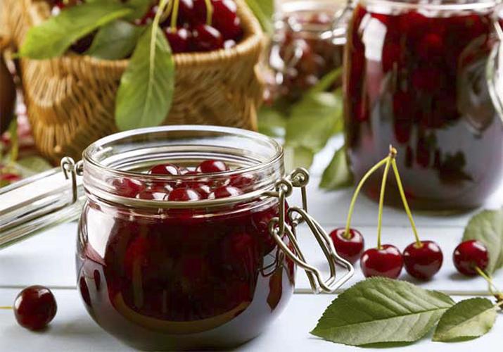 рецепт из вишни варенья