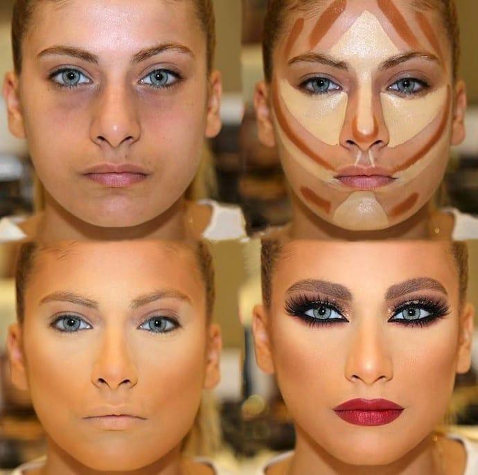 секреты макияжа от визажистов пошагово фото ромовый фестиваль, где