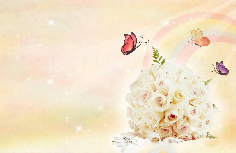 Заготовка для свадебной открытки, веселые