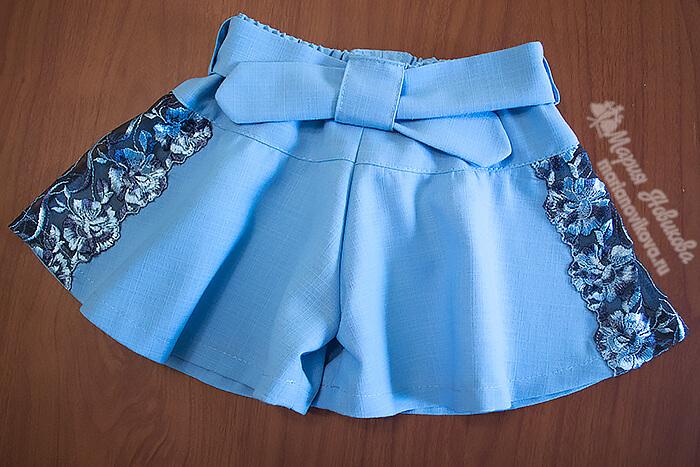 юбка шорты выкройка фото