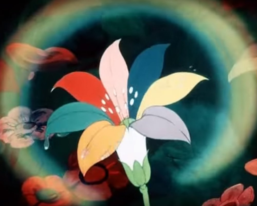 Картинки из сказок цветик семицветик