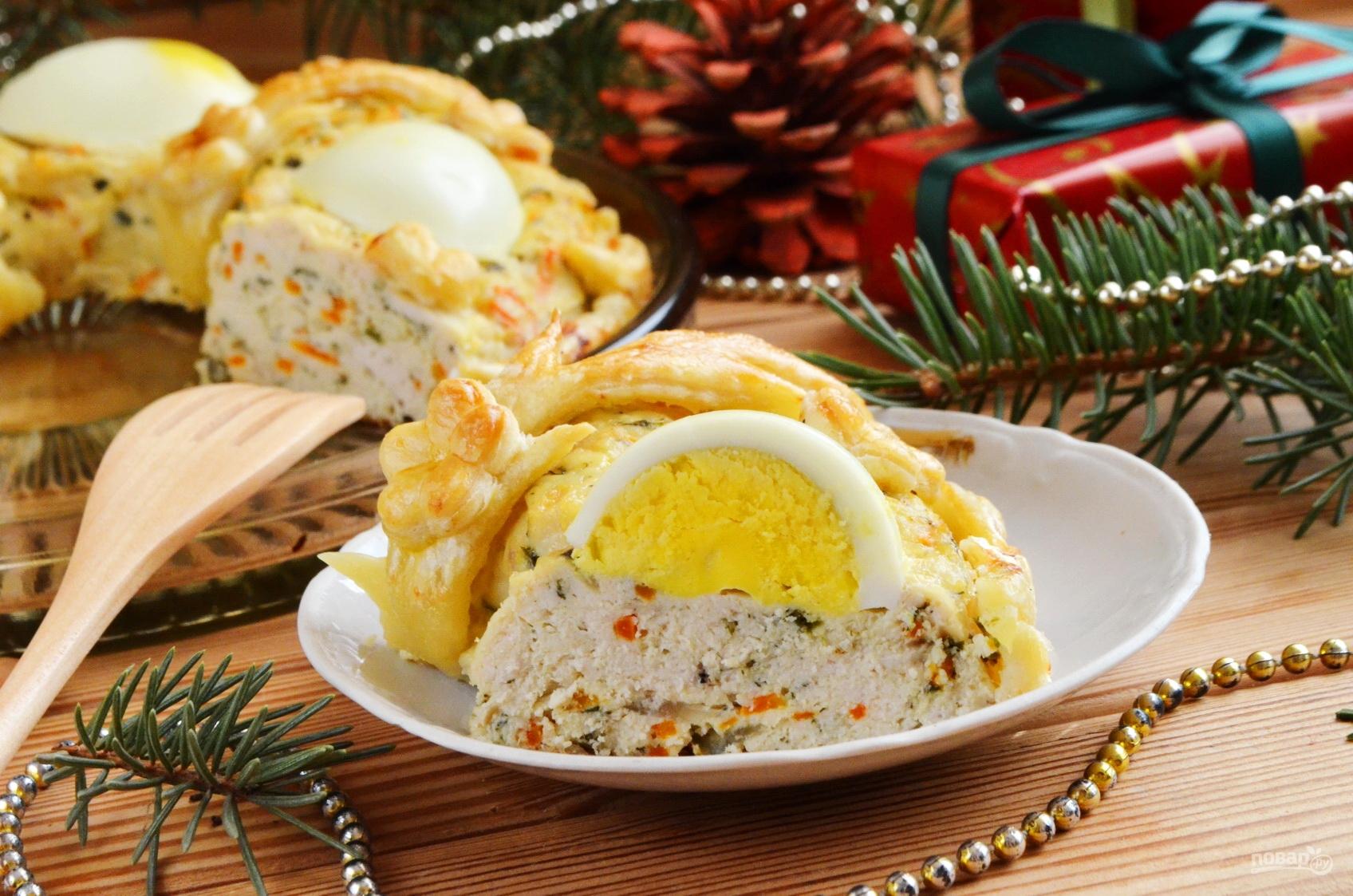 подготовила для меню на рождество рецепты с фото всегда приятная цветовая