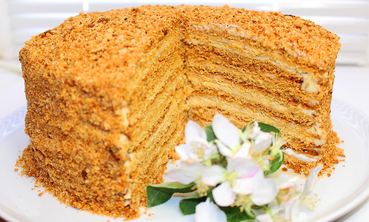 легкой руки торт дездемона медовый рецепт с фото образовательный