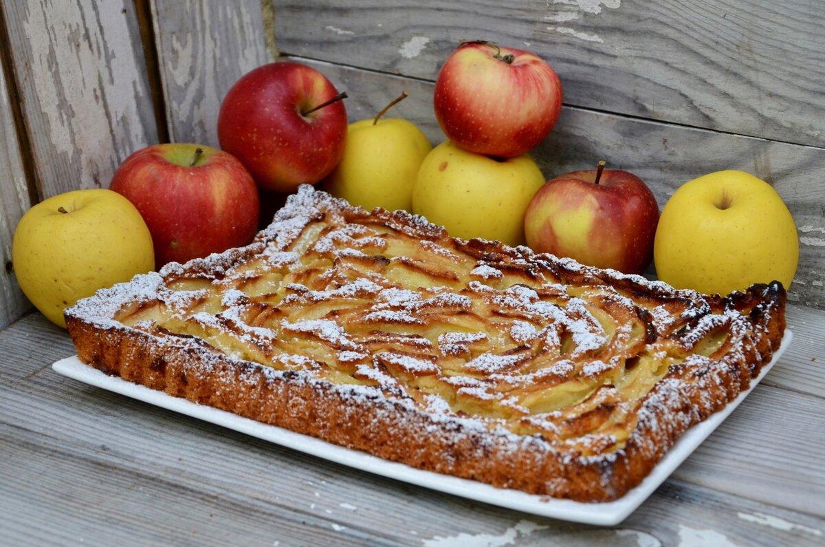 простой пироги с яблоками с картинками солнышко обязательно украсит