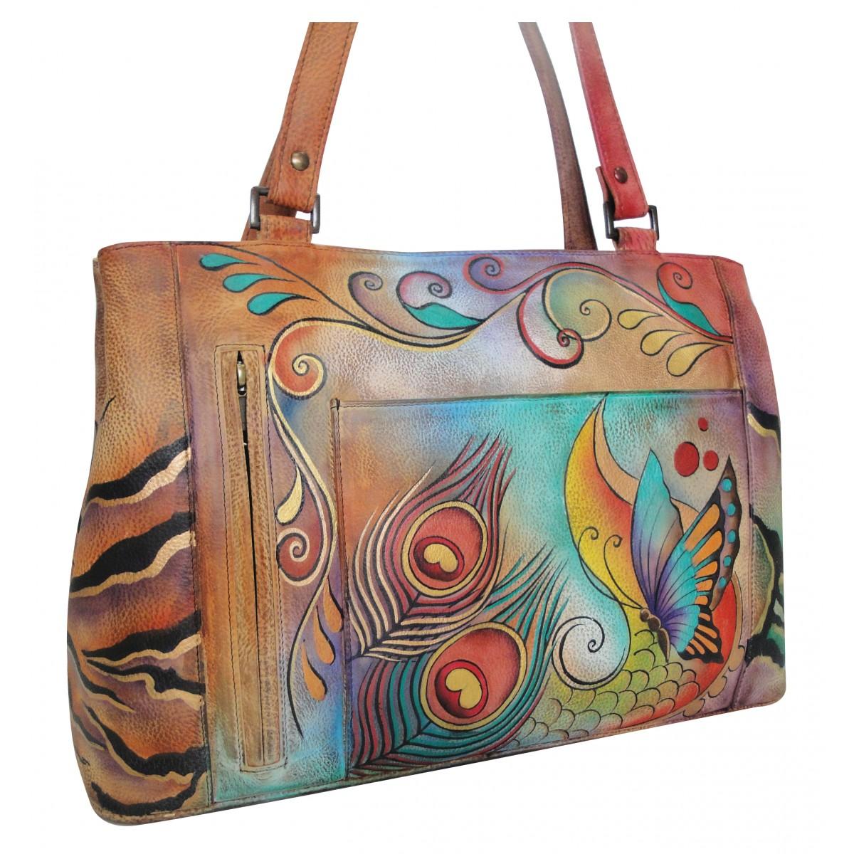 2ae67c85fc97 Как украсить сумку своими руками | сумки | Постила