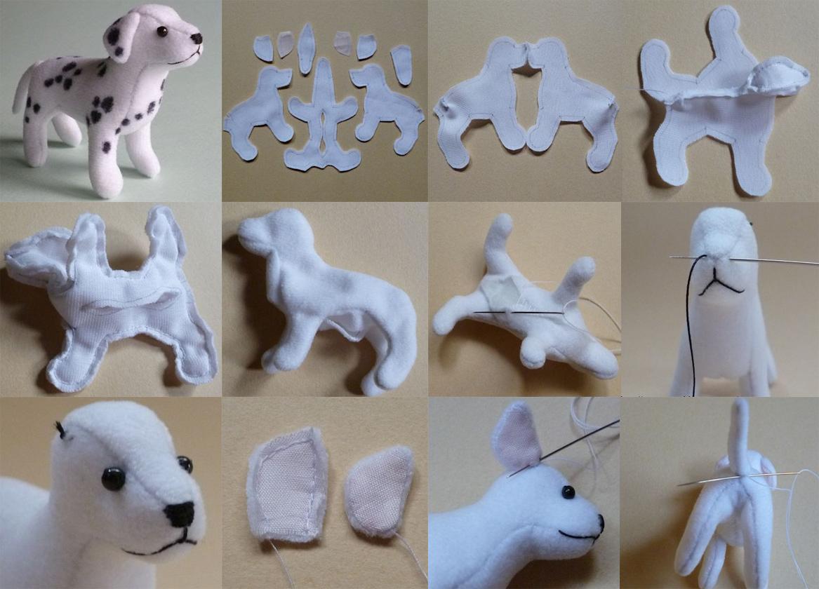 Схемы мягких игрушек своими руками для начинающих фото 342